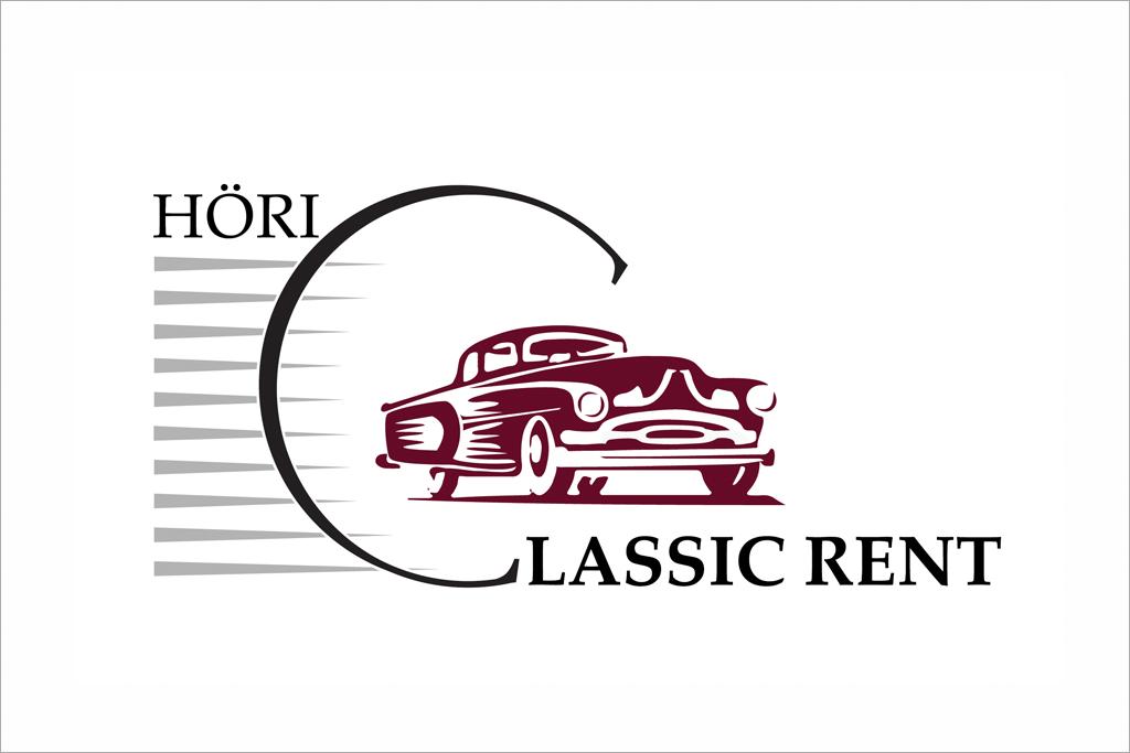 Logo Höri Classic Rent von zillymedia
