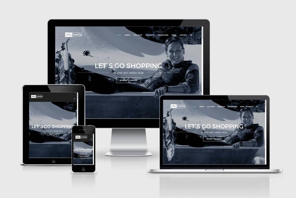 webshop zillymedia