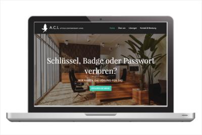 Webseite von zillymedia